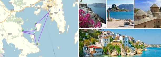 Греция на ос-в Порос с посещением островов Метана, Гидры, Аэгина